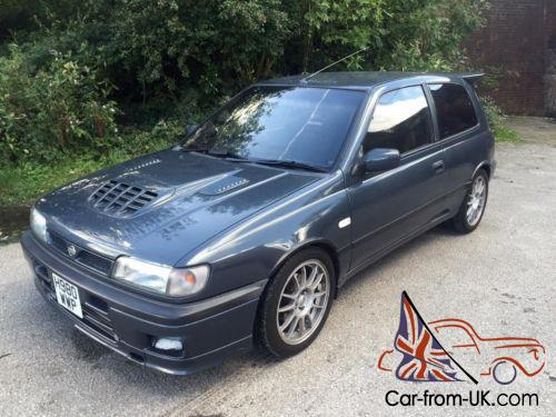 nissan sunny pulsar gti r turbo 4wd very low mileage. Black Bedroom Furniture Sets. Home Design Ideas