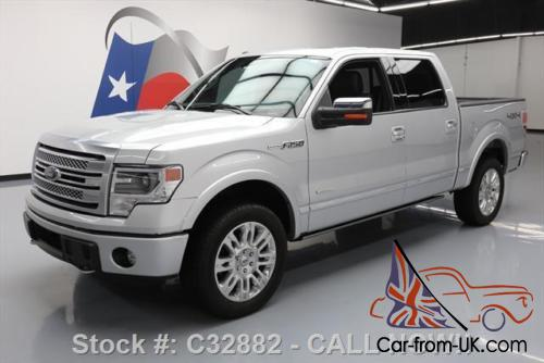 2014 ford f 150 platinum crew 4x4 ecoboost sunroof. Black Bedroom Furniture Sets. Home Design Ideas