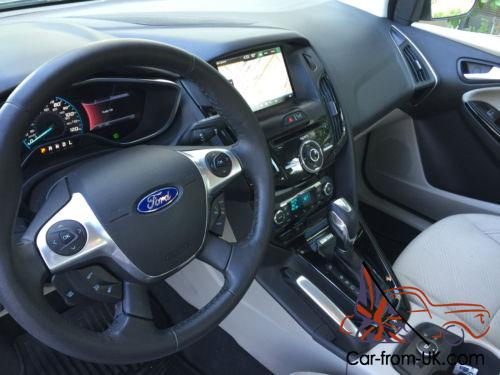 Luxury 2012 Ford Focus ELECTRIC