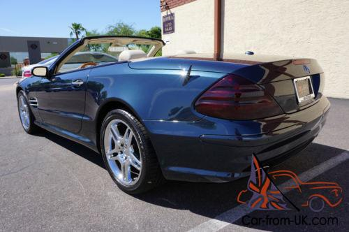 2006 mercedes benz sl class 06 sl500 amg sport pkg. Black Bedroom Furniture Sets. Home Design Ideas