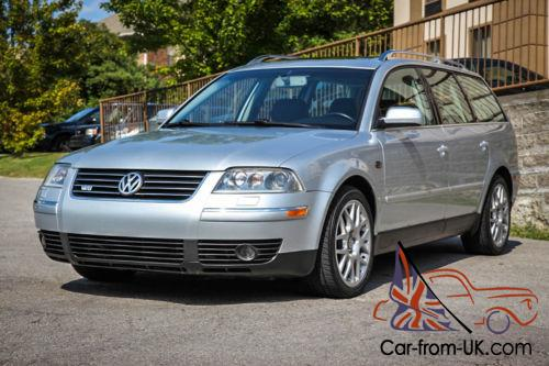 2003 volkswagen passat w8 4motion 6 speed manual 1 of 97. Black Bedroom Furniture Sets. Home Design Ideas