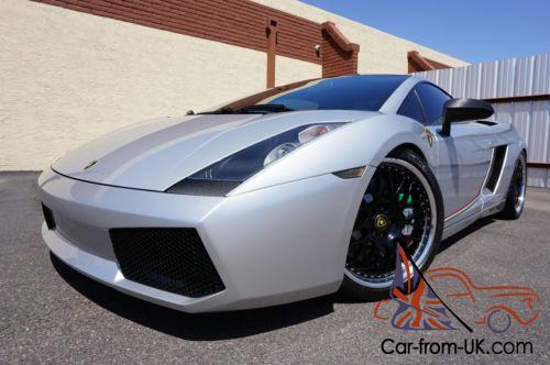 2004 Lamborghini Gallardo 04 Gallardo Coupe V10 Awd E Gear Only 28k