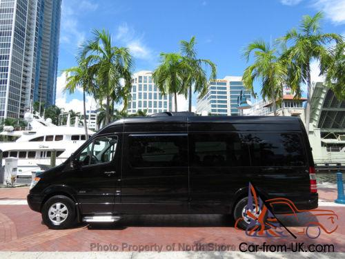 2011 mercedes benz sprinter sport van luxury conversion by for Mercedes benz sprinter luxury van price