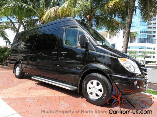 2011 mercedes benz sprinter sport van luxury conversion by for Mercedes benz van conversion