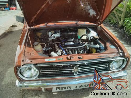 Classic Austin Mini Clubman 1100 Tuned A Series Stage 1