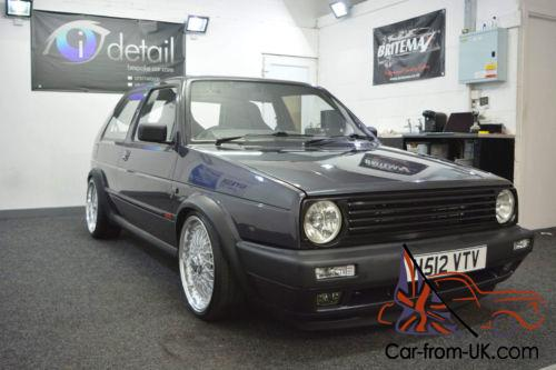 1990 vw golf gti mk2 20v turbo full restoration 100 pics. Black Bedroom Furniture Sets. Home Design Ideas