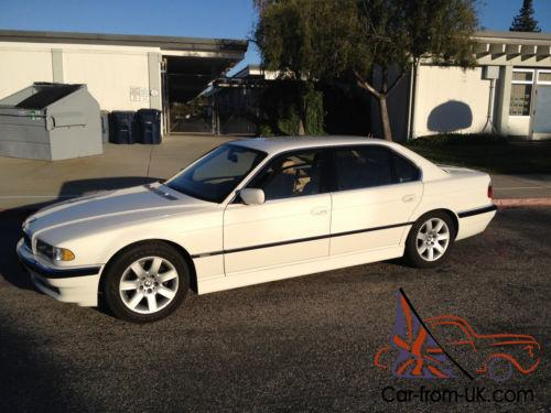 2000 Bmw 7 Series Protection Security Armored Bulletproof