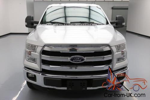 2016 ford f 150 lariat crew 4x4 ecoboost sunroof. Black Bedroom Furniture Sets. Home Design Ideas