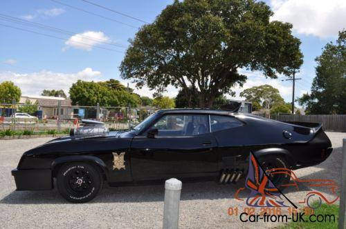 Mad Max Car For Sale >> Xb Coupe Mad Max Interceptor