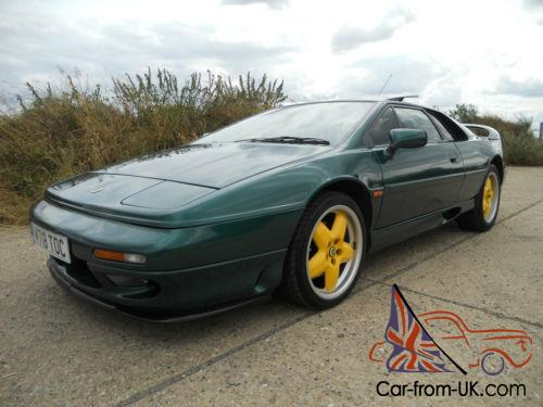 Lotus Esprit S4 Gt Championship Limited Edition No 9 Of Just 11 Built