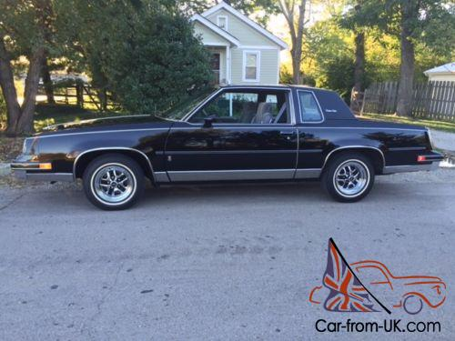 1986 oldsmobile cutlass for 1986 oldsmobile cutlass salon for sale