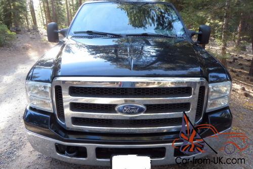 2005 ford excursion 4x4 limited 6 0l v8 diesel suv. Black Bedroom Furniture Sets. Home Design Ideas