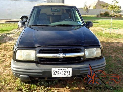 chevy tracker manual transmission for sale