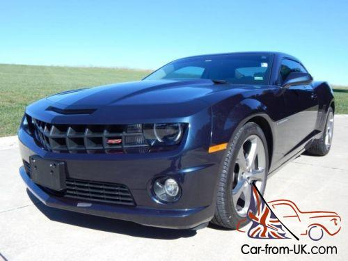 2013 chevrolet camaro ss rs. Black Bedroom Furniture Sets. Home Design Ideas