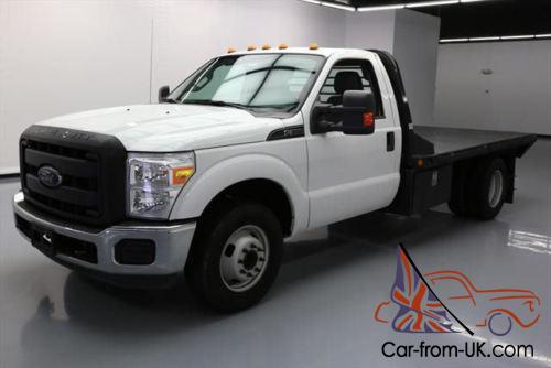 2012 ford f 350 regular cab dually flat bed auto. Black Bedroom Furniture Sets. Home Design Ideas