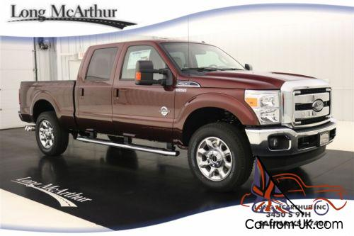 2016 ford f 250 lariat srw 4x4 crew cab diesel msrp 64085. Black Bedroom Furniture Sets. Home Design Ideas