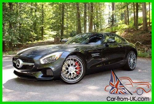 2016 mercedes benz amg gt amg gt s for Rosner mercedes benz of fredericksburg