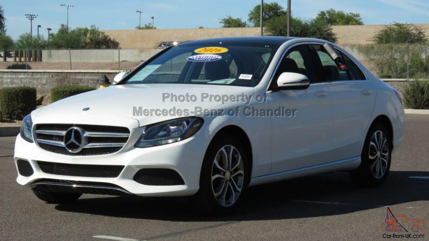 2016 mercedes benz c class certified pre owned