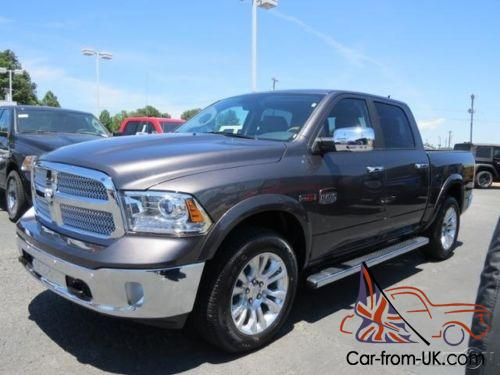 2016 ram 1500 4wd crew cab longhorn ecodiesel. Black Bedroom Furniture Sets. Home Design Ideas