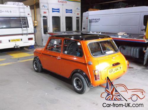 Classic Austin Mini 1275 Modified Swap Px For Mk1 Golf Gti