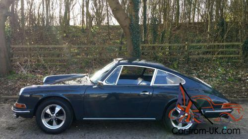 PORSCHE 912 SWB 5 SPEED