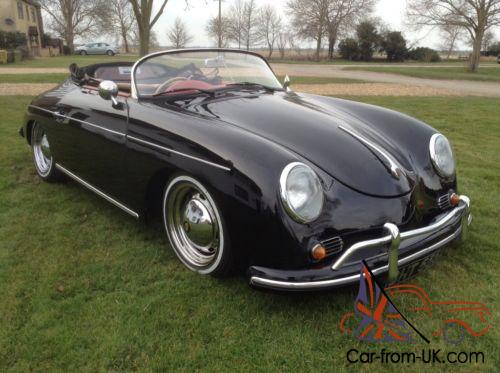 Porsche 356 Apal replica 1962. - 62 chis may P/X Karmann Ghia Conv