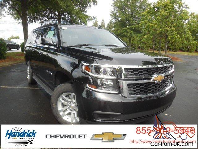 2016 chevrolet suburban 2wd 4dr 1500 lt. Black Bedroom Furniture Sets. Home Design Ideas