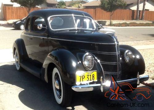 1938 ford other for 1938 ford 2 door coupe