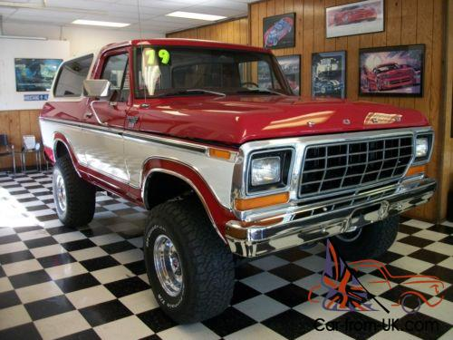 1979 ford bronco for sale. Cars Review. Best American Auto & Cars Review