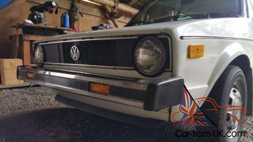95a3b5c7b7 1978 Volkswagen Rabbit C Photo