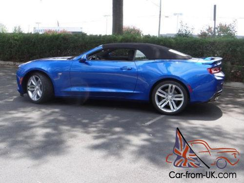 2017 chevrolet camaro 2dr convertible ss w 2ss. Black Bedroom Furniture Sets. Home Design Ideas
