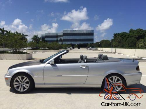 2003 Bmw 3 Series 330ci Convertible Sport Package Photo