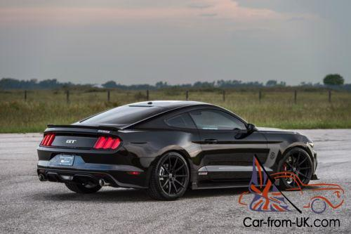 Hennessey 25th Anniversary Edition Hpe800 Ford Mustang For: 2016 Ford Mustang Hennessey 25th Anniversary HPE800