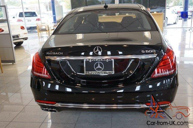 2016 mercedes benz s class maybach s600 for Mercedes benz of omaha