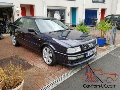 audi s2 2 2 20v turbo quattro only 69k documented miles. Black Bedroom Furniture Sets. Home Design Ideas