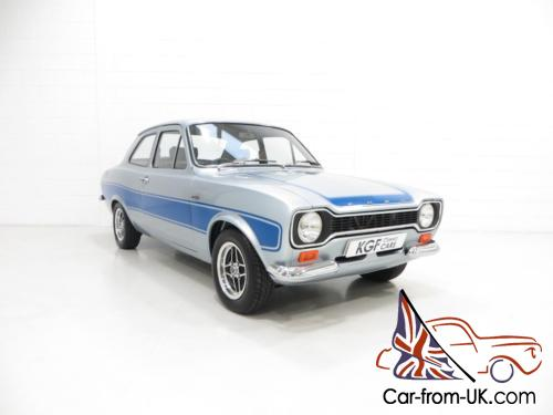 an immensely rare avo mk1 ford escort rs2000 detailed to perfection. Black Bedroom Furniture Sets. Home Design Ideas