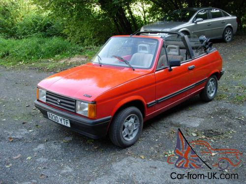 talbot samba 1360cc cabriolet convertible rare in this condition no reserve. Black Bedroom Furniture Sets. Home Design Ideas