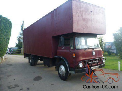 BEDFORD FURNITURE LUTON LORRY CLASSIC VERY RARE