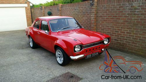 ford escort mk1 with cosworth engine 300bhp. Black Bedroom Furniture Sets. Home Design Ideas