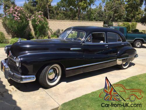 1947 buick roadmaster. Black Bedroom Furniture Sets. Home Design Ideas
