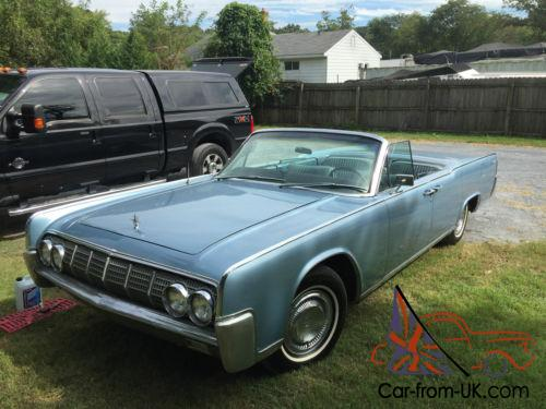 1964 lincoln continental engine specs 1964 lincoln. Black Bedroom Furniture Sets. Home Design Ideas