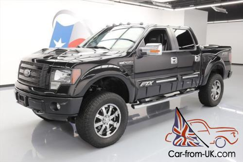2012 Ford F 150 Tuscany Ftx All Terrain 4x4 Lift Nav