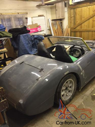 Healey 3000 Kit Car Project Based On Bmw Z3
