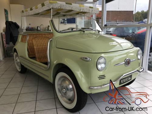 Fiat 500 jolly for sale