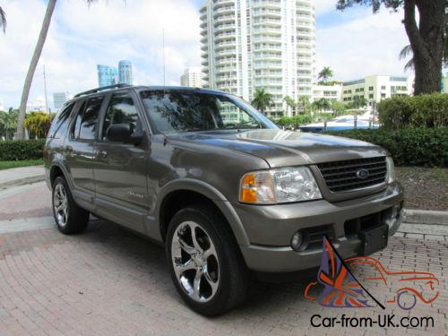 2002 Ford Explorer 4dr 114 Wb Xlt 4wd Photo