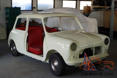 1966 Austin Morris Mk1 Mini 850 Sdl Rolling Restoration Project