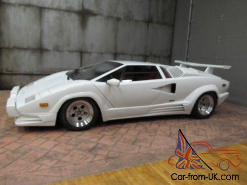 1989 Lamborghini Countach Lp 112 25th Anniversary