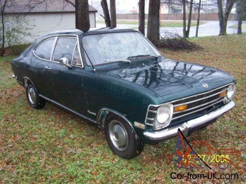 Buick opel kadett for sale