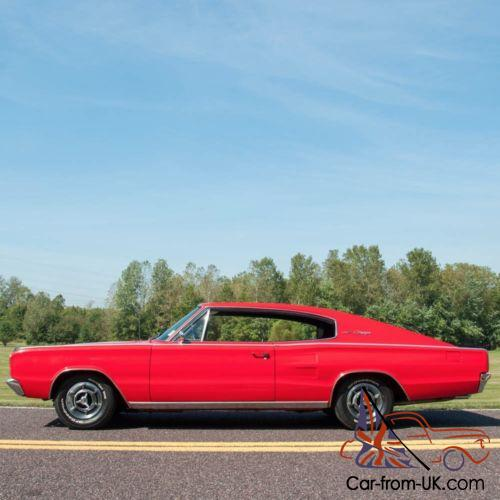 Dodge Charger For Sale: 1967 Dodge Charger Charger Fastback