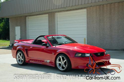 2002 Ford Saleen Mustang S281 Extreme Speedster